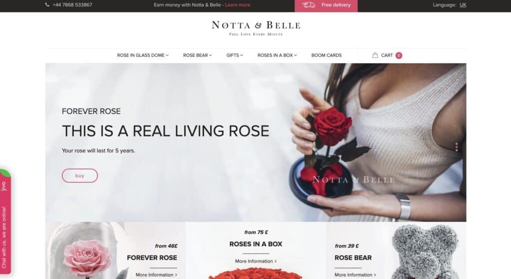 Контекстная реклама - кейс по розам в колбе
